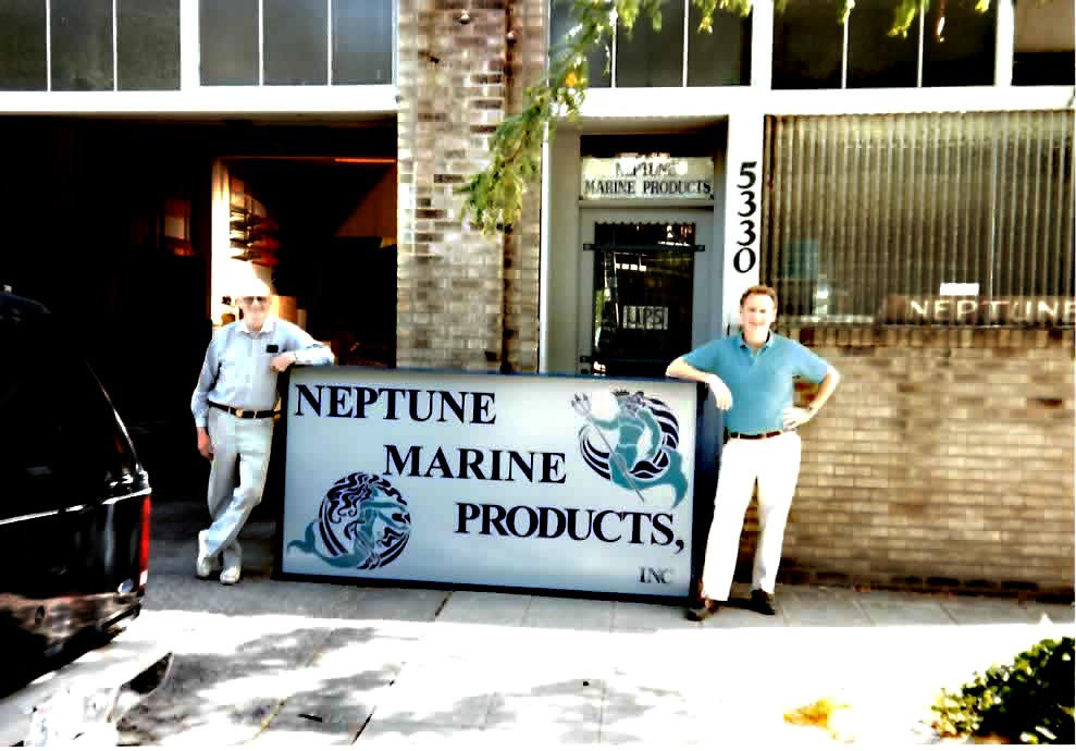 Ed Wyman - Neptune Marine Products